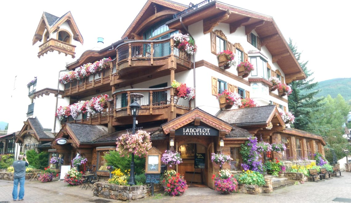 A Summer Day Trip to Vail, Colorado