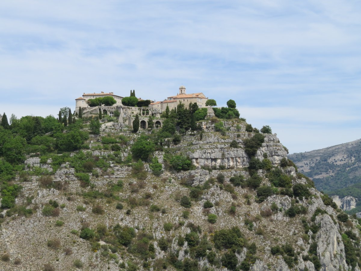 Gourdon: Our Favorite Perched Village in Provence
