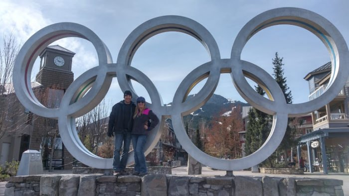 Whitler was used as a site for competition in the Vancouver 2010 Winter Olympics.
