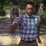 Life in Bosnia: Run Forrest Run!