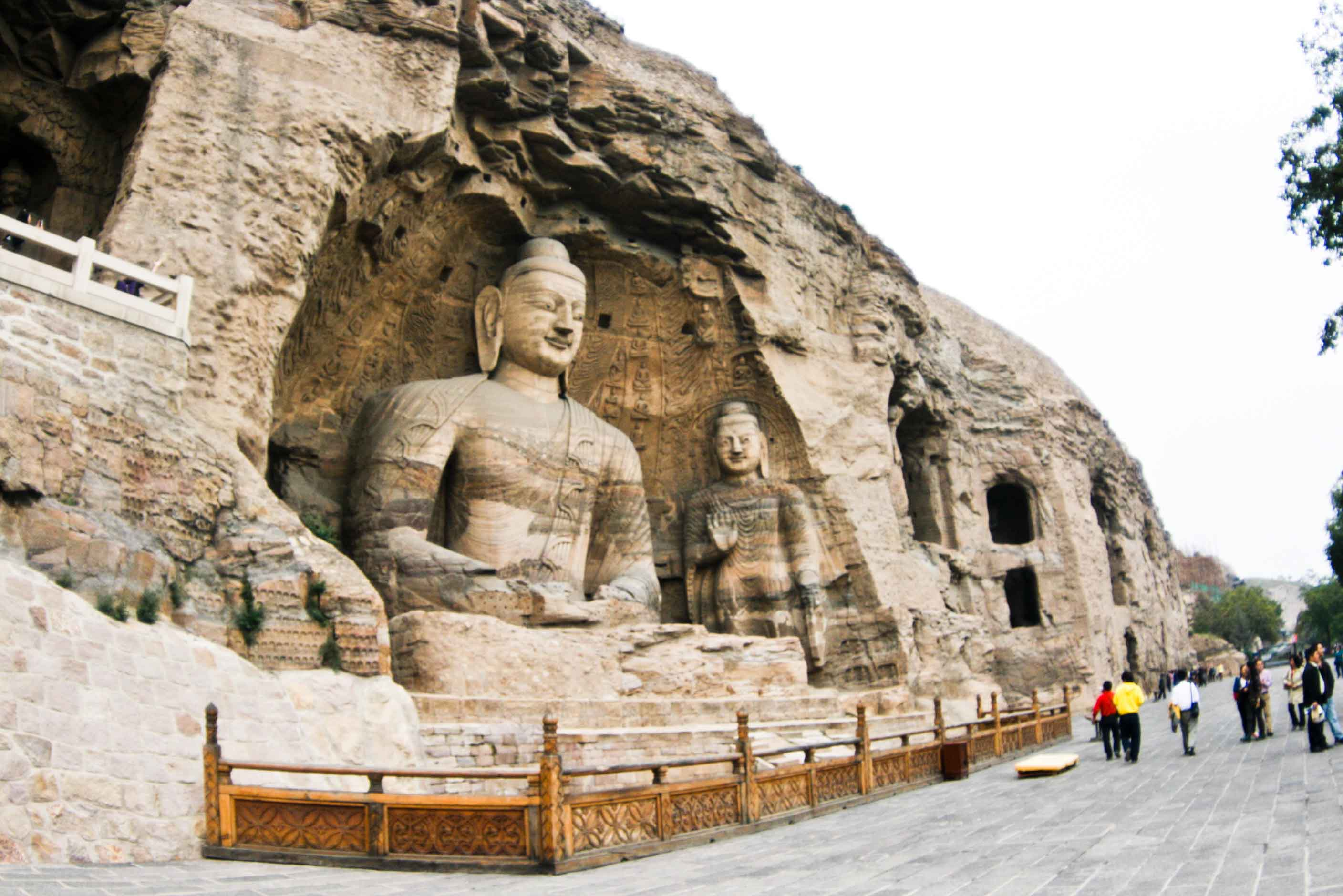 Travel China The Hanging Monastery And Buddha Caves In Datong Experience The World Traveljo