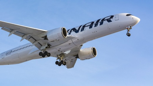 Finnair starts weighing passengers in order to cut costs - how would you weigh a plane without scales