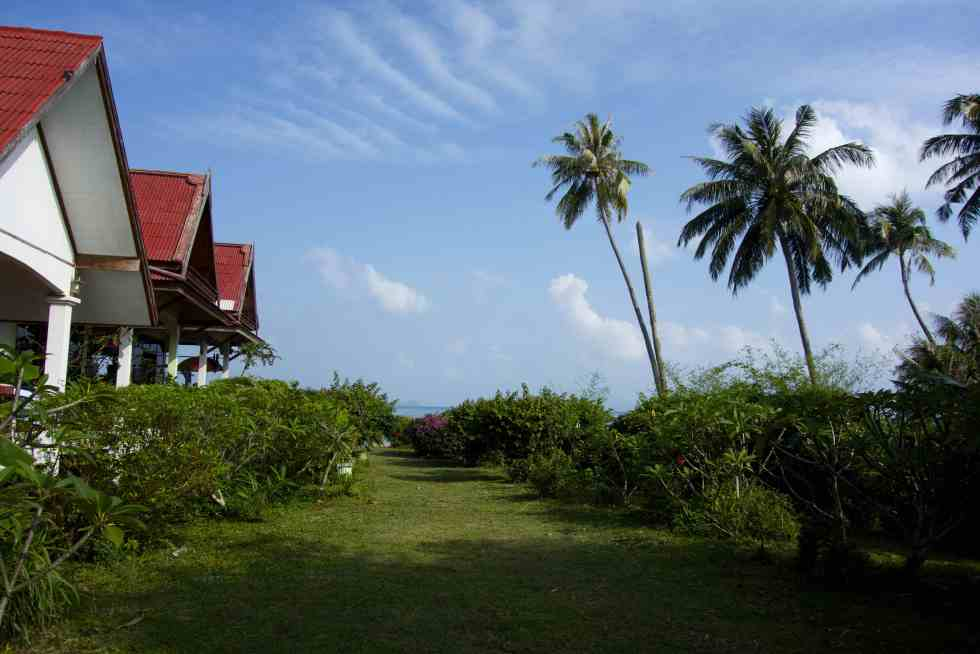 Thai beachhouse