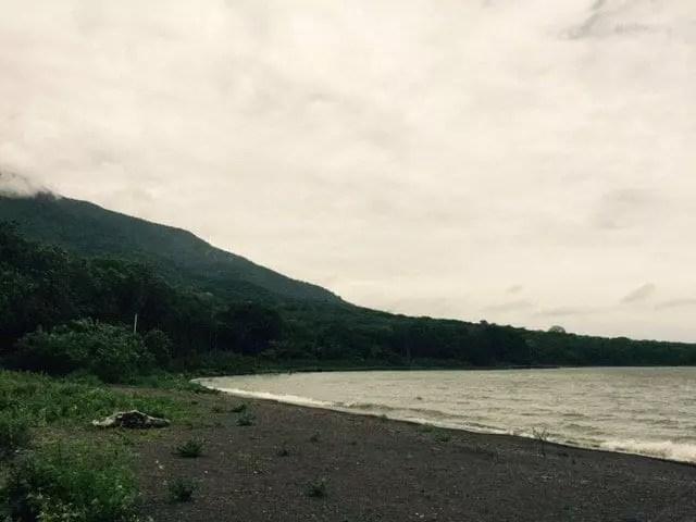 Lake Nicaragua swimming