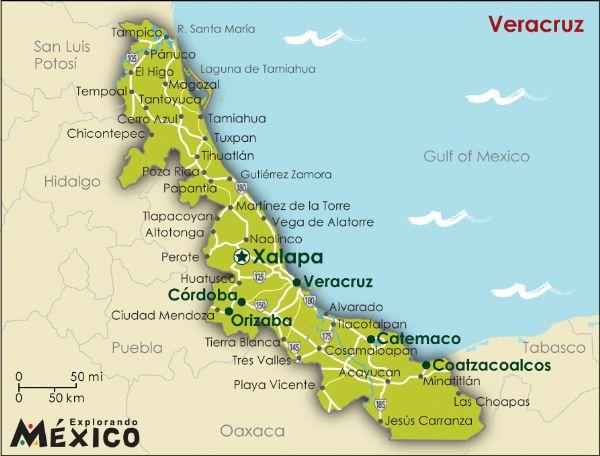 Xalapa Mexico Xalapa Mexico Map
