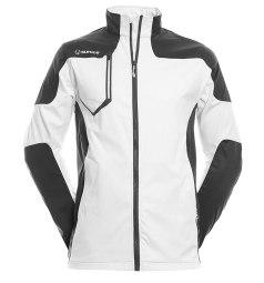 Sunice Golf Austin Softshell Jacket White