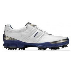 Ecco Biom HydroMax™Golf Shoe 131004 (White/Mazarine Blue)