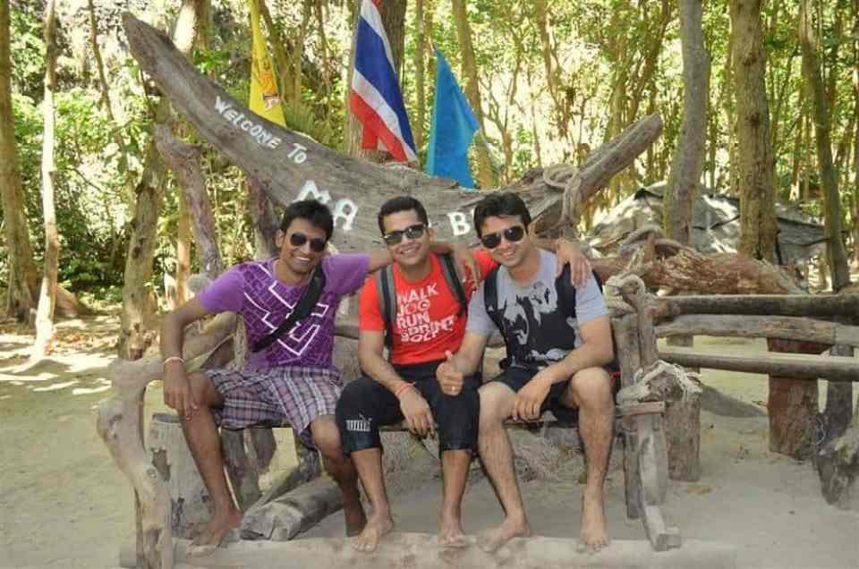 things to do in phuket maya bay