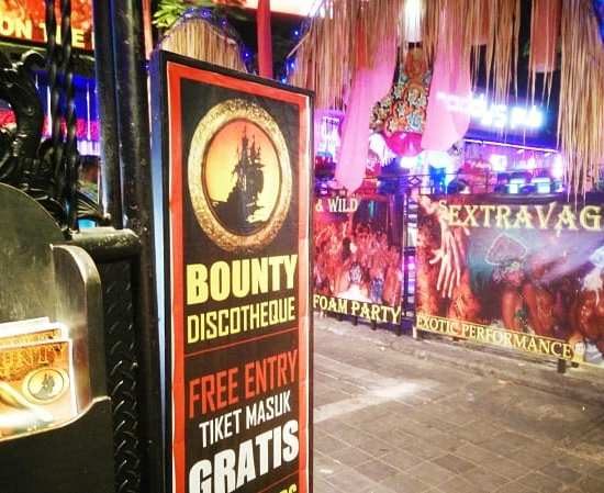 Bounty Discotheque