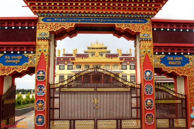 Tashi Lhumpo Moastery Bylakuppe