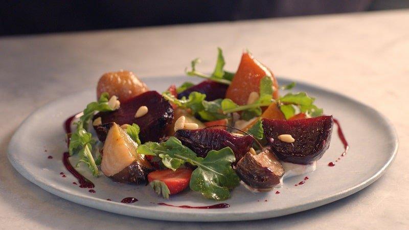 Culinary delight in Tel Aviv