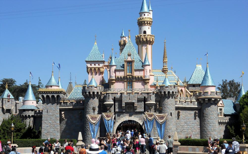 Real Hd Wallpapers 1080p Disneyland Los Angeles Walt Disney Disneyland Park