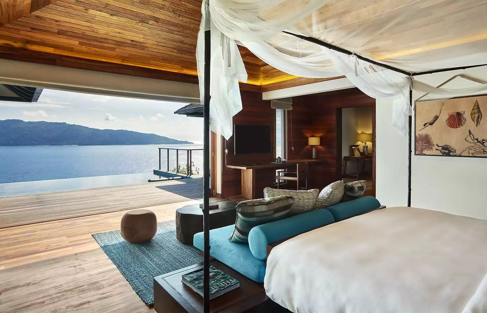 Six Senses Zil Pasyon Luxury Hotels Travelplusstyle