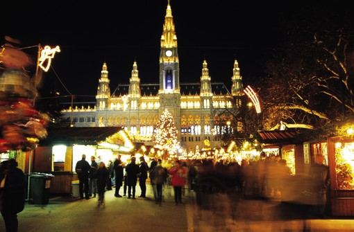 The Magic of Vienna's Christmas Markets
