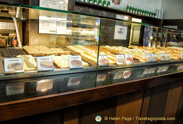 Trzesniewski - Vienna's Famous Sandwich Shop