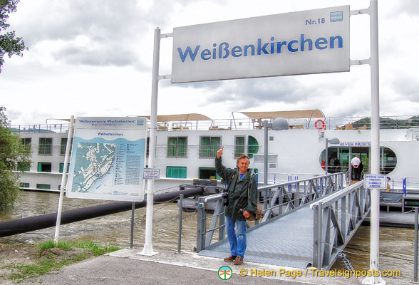 Weissenkirchen Boat Pier
