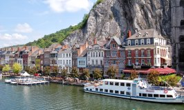 Dinant – A Picturesque Town on the River Meuse