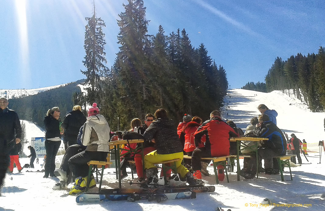 Bansko - Nightlife in the Leading East European Ski Resort