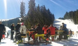 Bansko - relaxing on the slopes