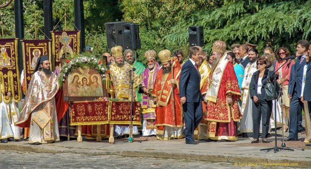 St Sofia Feast Day Ceremony