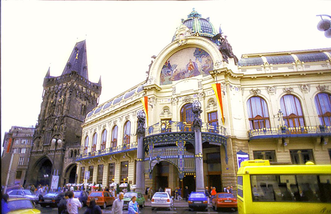 The Municipal House - Prague's Art Nouveau Treasure