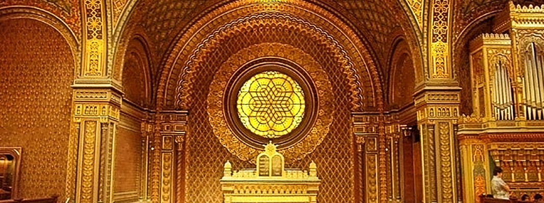 Spanish Synagogue - A Home of the Jewish Museum