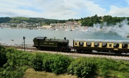 Great Steam Train Rides in Devon