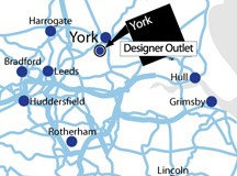 York Designer Outlet – Yorkshire