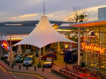 Bridgend Designer Outlet, Wales