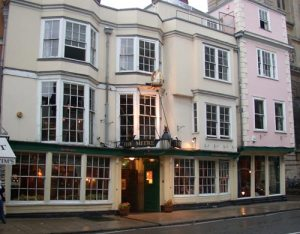 The Mitre - Oxford Pub