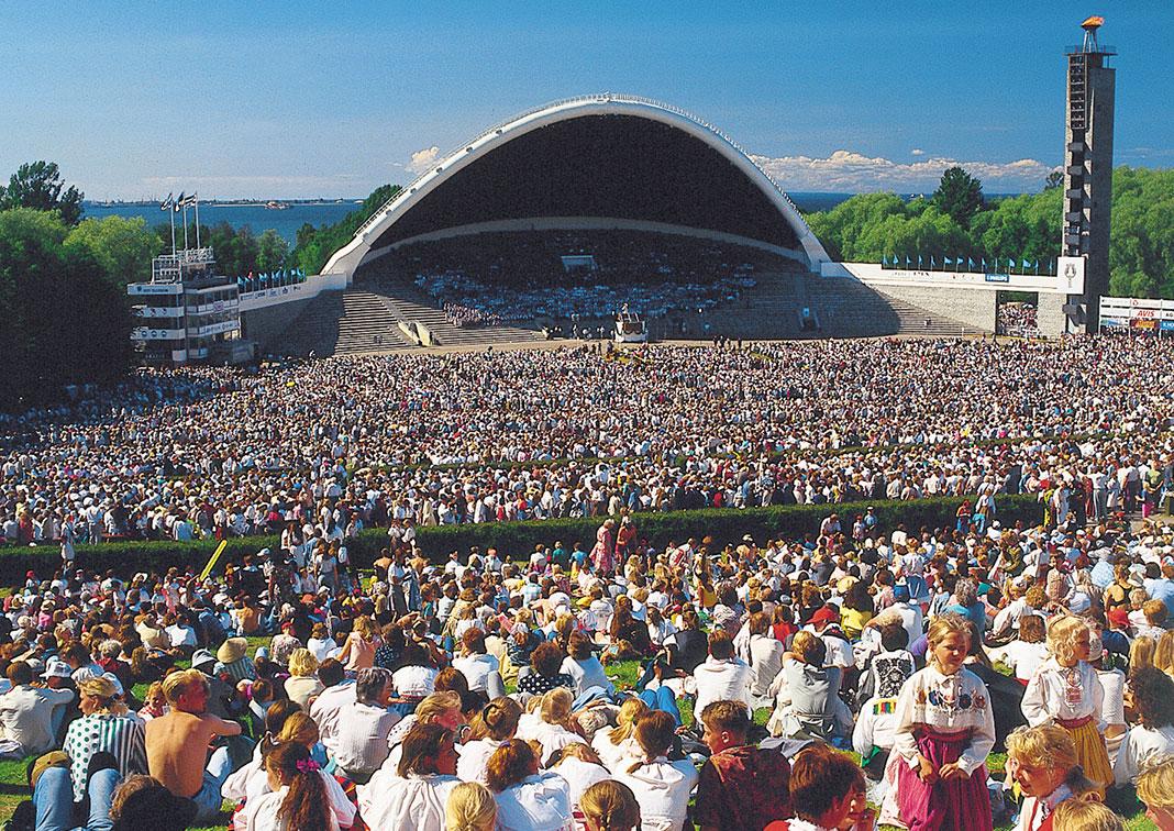 Õllesummer 2014 - Tallinn's Popular Summer Festival
