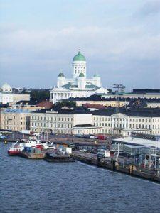 Helsinki Waterfront View