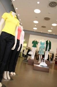 Designer shopping at La Vallee, Paris