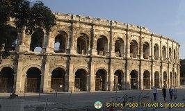 Les Arènes - Nîmes' Amphitheatre