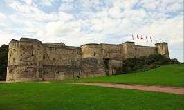 William the Conqueror's Chateau de Caen