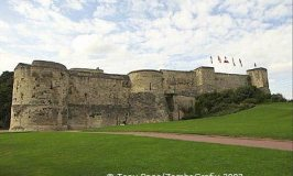 Caen Castle © Travel Signposts