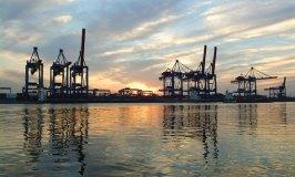 Hamburg Harbour © GNTB/Merten, Hans Peter
