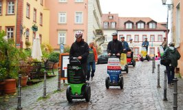 Heidelberg Segway Tour © Travel Signposts
