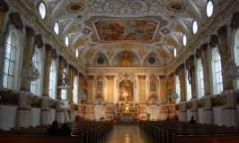 Bürgersaal – A Munich Church with Beautiful Frescos