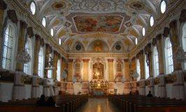 Bürgersaal – A Munich Church with Beautiful Frescos