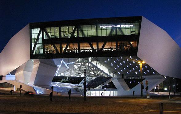 Porsche Stuttgart Museum
