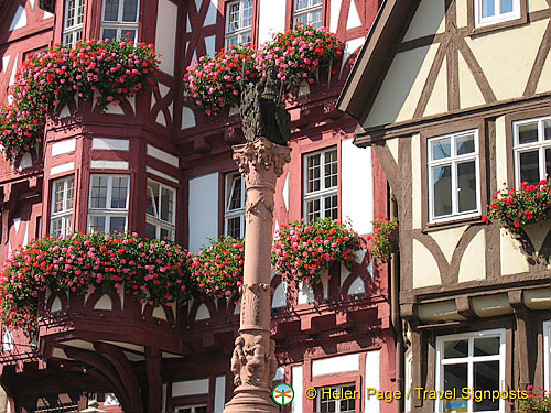 Miltenberg Market Place