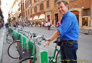 Bike Sharing in Rome