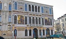 Palazzo Barbarigo – Venice Grand Canal