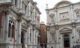 Scuola di San Rocco and Chiesa di San Rocco..