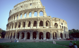 Colosseum or Coliseum © Travel Signposts