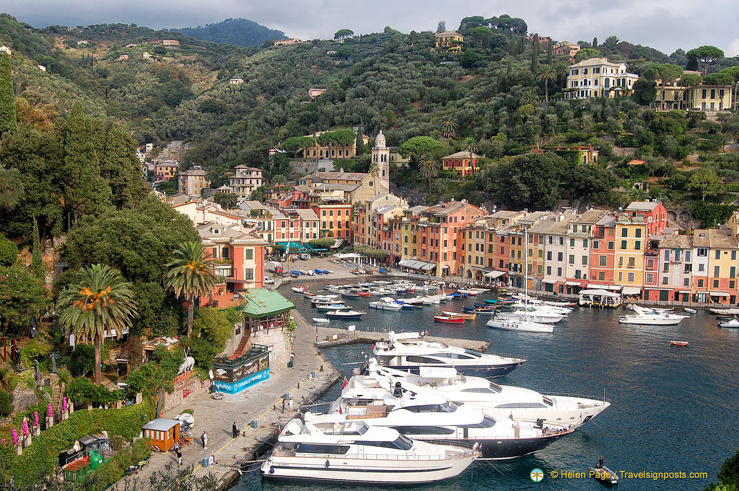 Portofino - The Jewel of the Italian Riviera