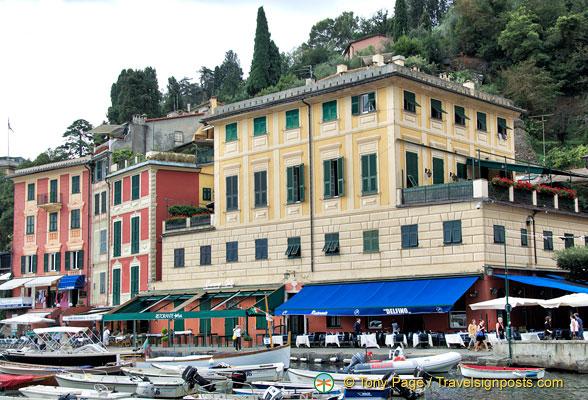Portofino architecture