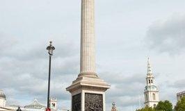 Nelson's Column, Trafalgar Square..