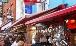 Portobello Markets © Travel Signposts